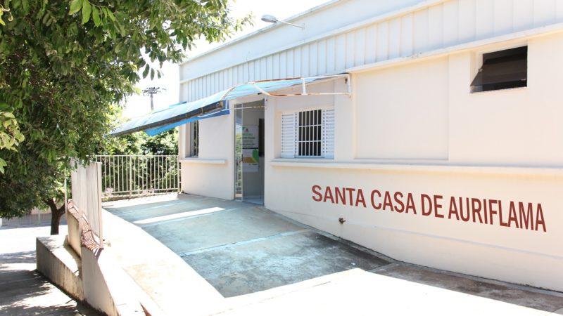 Urgente: Santa Casa de Auriflama atinge 100% de ocupação dos leitos para covid-19