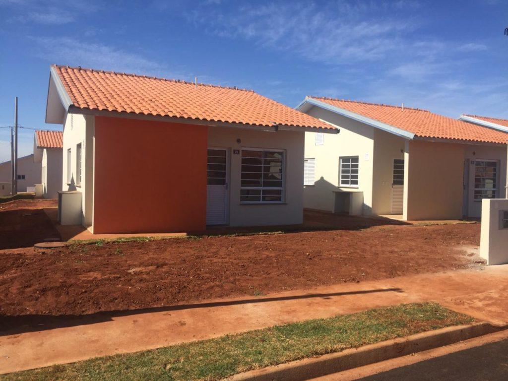 Habitação e CDHU entregam 39 casas em Marinópolis