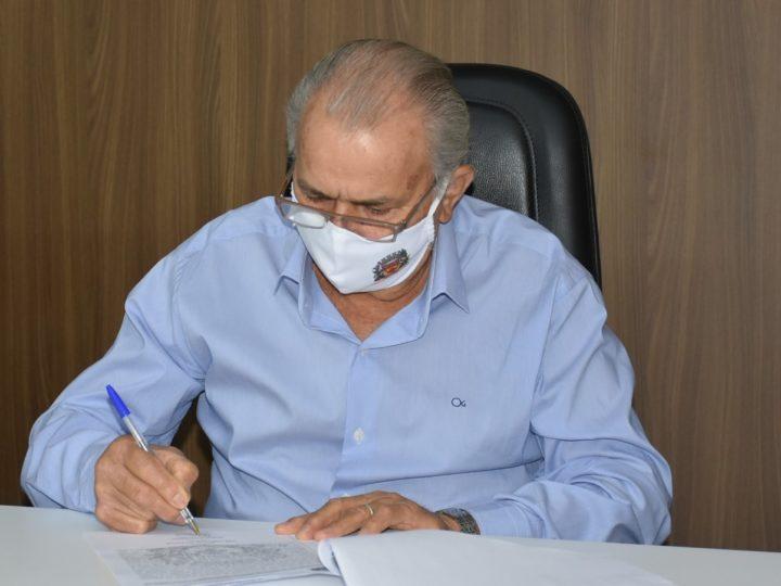 Roberto Doná assume cargo de prefeito de Aracanguá em definitivo