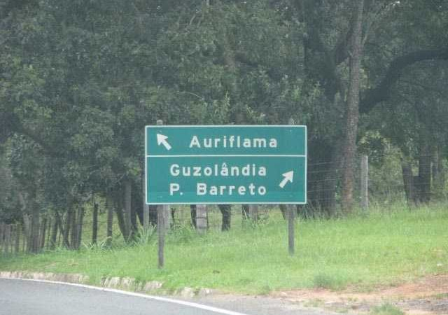 Crônica: Onde fica Auriflama?
