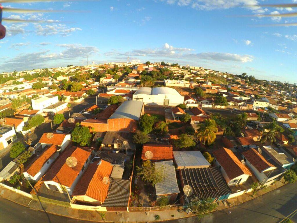 Calor de até 36ºC e tempo seco marcarão a semana em Auriflama
