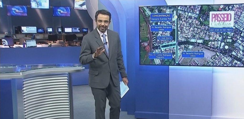 TV TEM Rio Preto é fechada após funcionários contraírem coronavírus