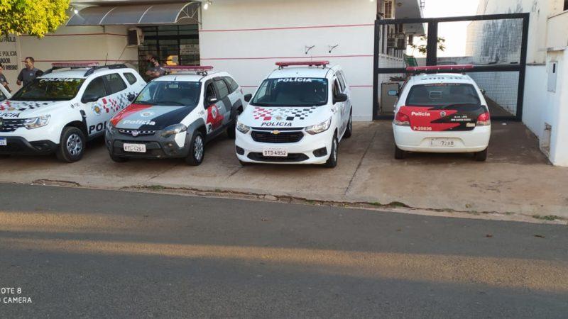 Três são presos por tentativa de homicídio em Auriflama