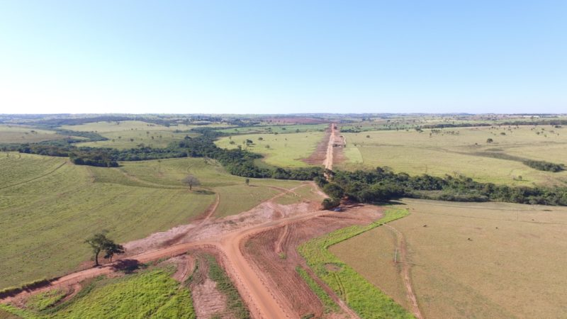 Aracanguá conclui obras do Melhor Caminho na região do Córrego das Cruzes