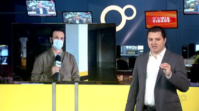 TV Tem Rio Preto retoma atividades após funcionários contraírem covid-19