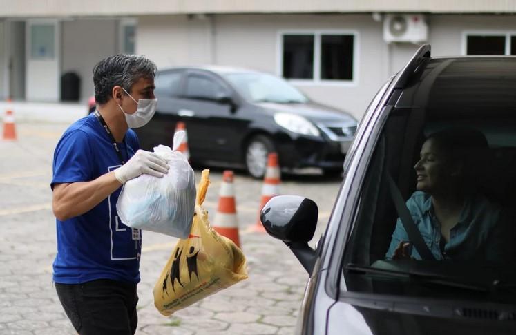 Social de Araçatuba fará drive-thru de arrecadação para entidades
