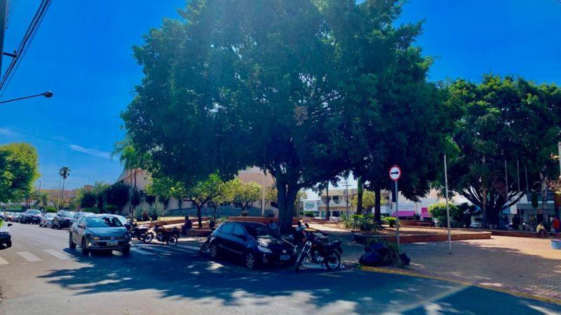 Final de semana terá calor de até 39ºC em Auriflama