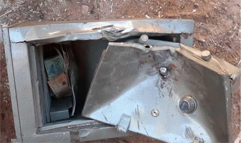 Perícia confirma que chave de morador de Auriflama é do cofre com R$ 35 mil descartado como sucata