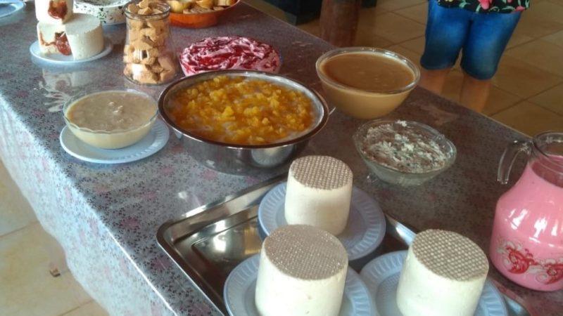 Curso gratuito ensina receitas artesanais à base de leite em Aracanguá
