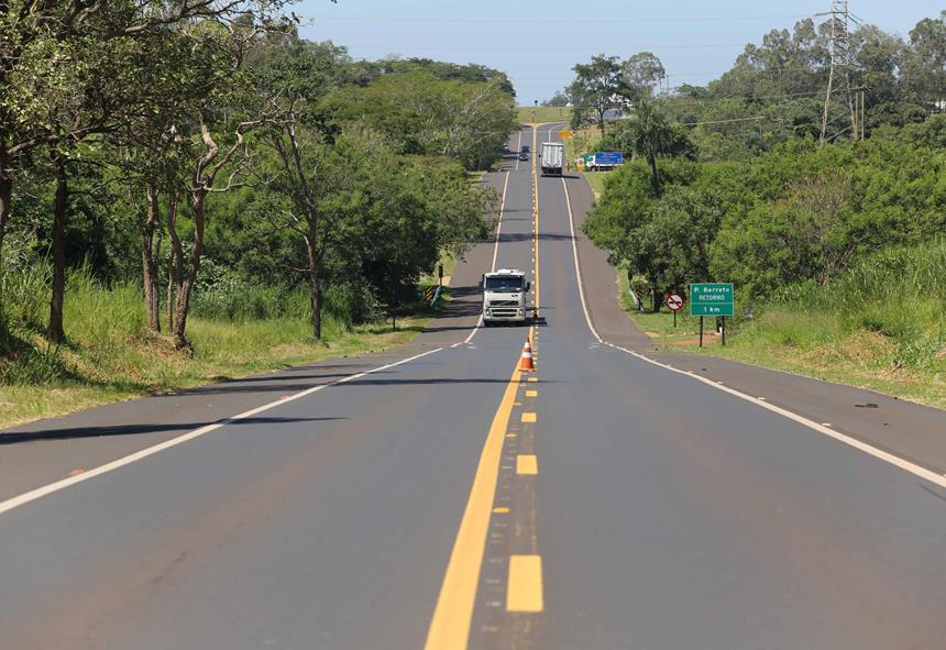 Estado irá divulgar a localização dos radares em estradas estaduais