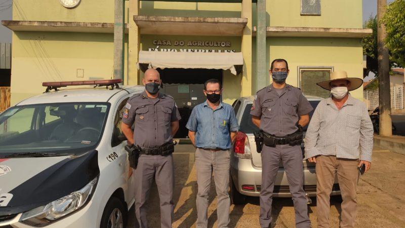 Polícia Militar lança programa para inibir crimes na zona rural