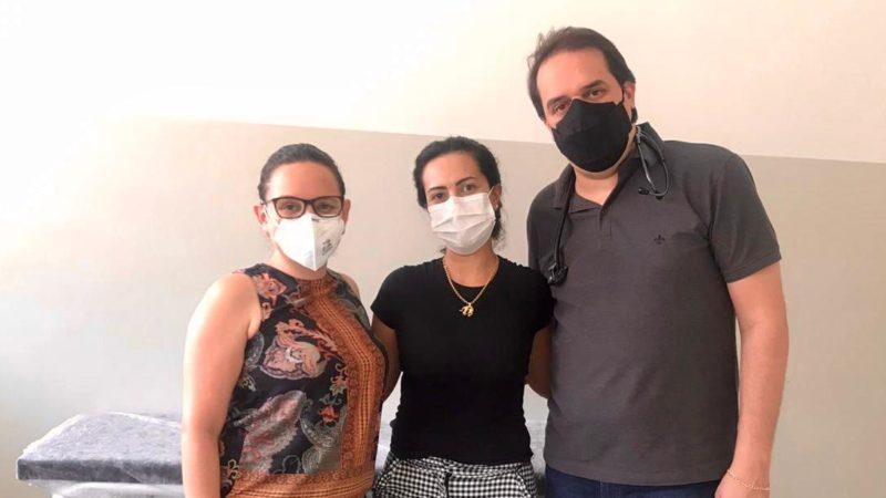 Cardiologista e psiquiatra começam atender na UBS de Guzolândia
