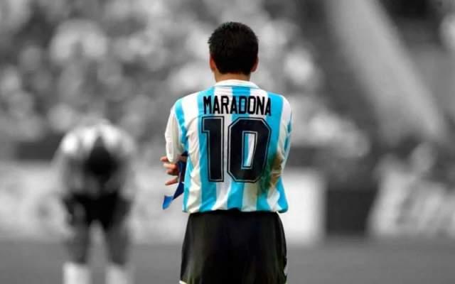 Crônica: Três adeus a Maradona
