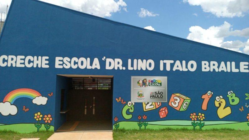 Estado entrega Creche Escola na região de Votuporanga