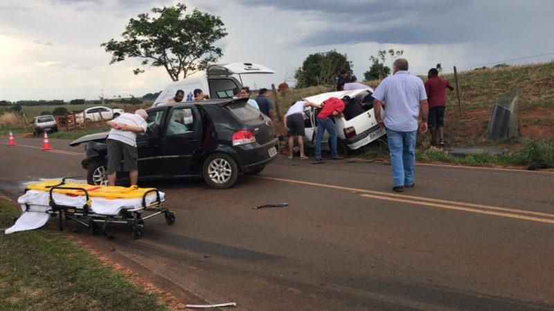 Três pessoas morrem em acidente em vicinal que liga General Salgado à Nova Castilho