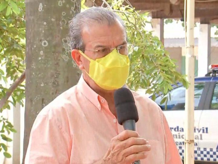 Com covid-19, prefeito de Araçatuba piora e é levado para a UTI