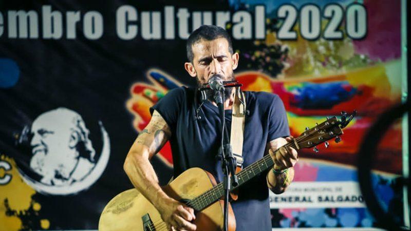 Com artistas locais, General Salgado promove festival cultural online