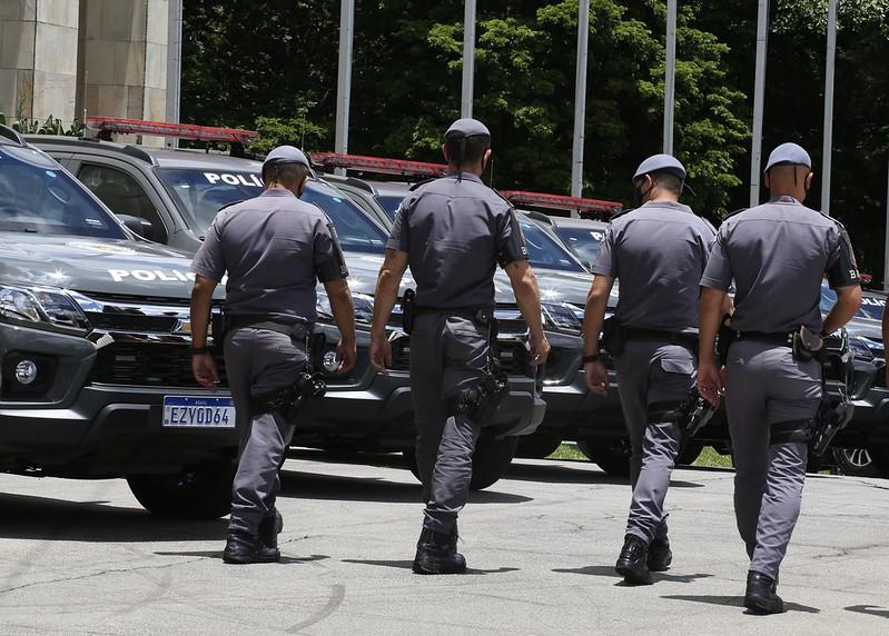Polícia Militar começa receber viaturas blindadas