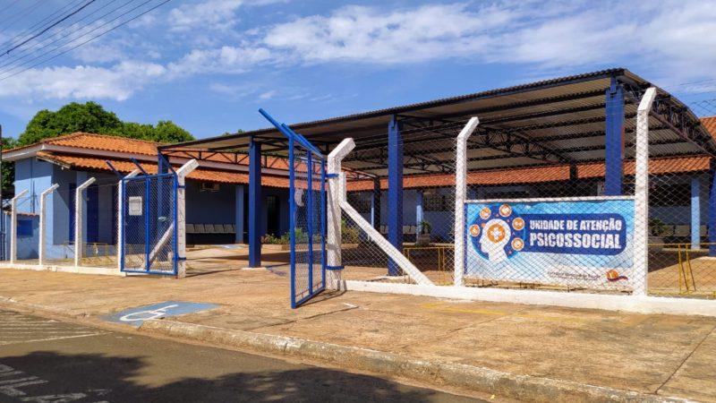 Concluída a reforma da unidade psicossocial do bairro COHAB, em Pereira Barreto