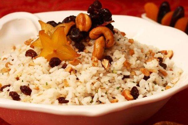 Aprenda fazer 'arroz festivo' para sua ceia de Natal