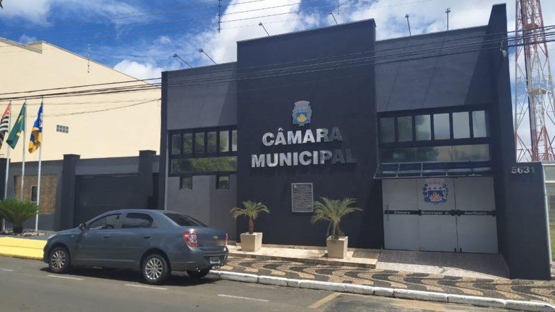Câmara Municipal realiza primeira sessão ordinária nesta segunda