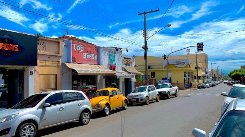 Final de semana de calor e clima seco em Auriflama