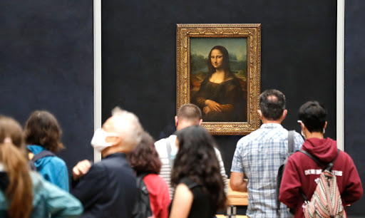 Crônica: Não fui ver a Mona Lisa