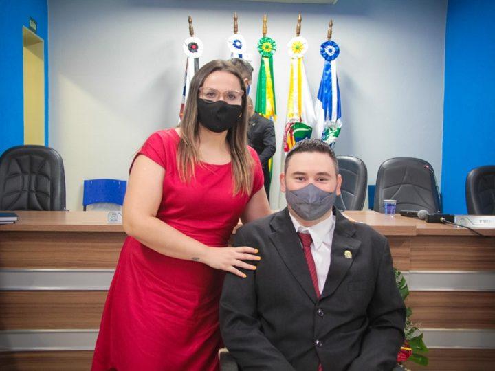 Em Valentim Gentil, peão que ficou paraplégico após montaria se torna vereador