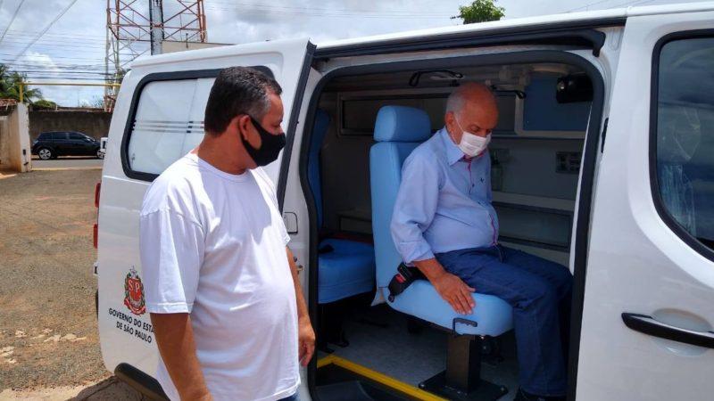Prefeitura de Pereira Barreto compra ambulância com dinheiro devolvido pela Câmara em 2020