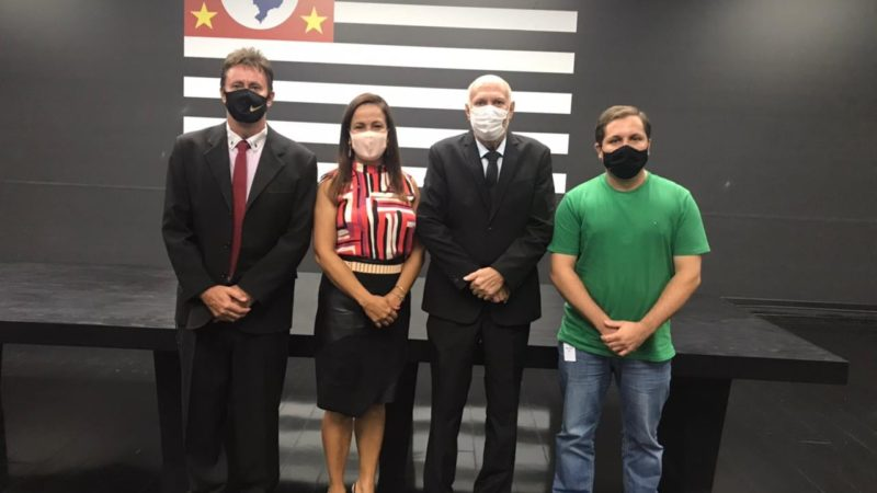 Em SP, Katiazão solicita recursos para General Salgado