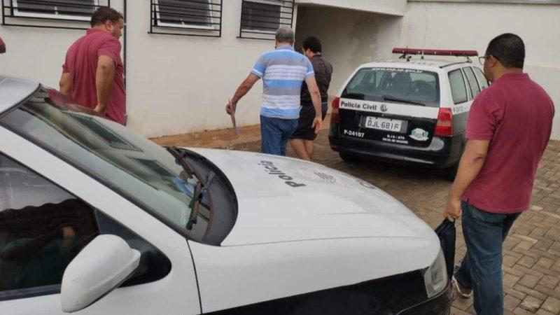 Acusado de matar vizinha em Aracanguá é encontrado morto na prisão