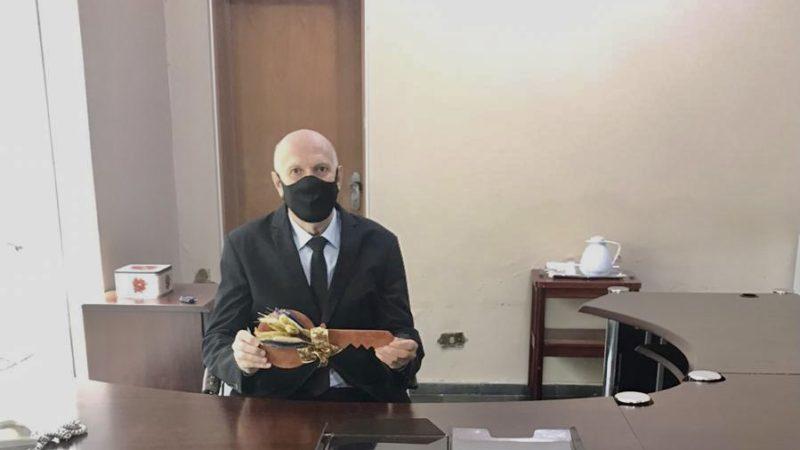 Katiazão toma posse para o seu quarto mandato como prefeito de General Salgado