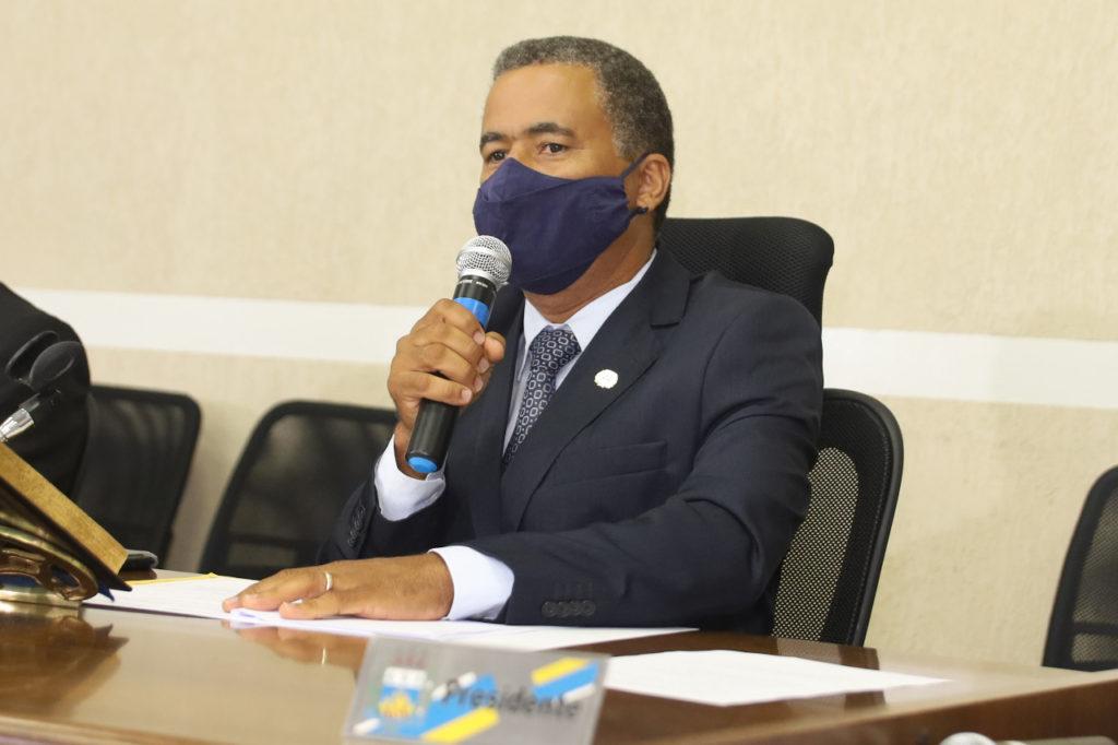 Renato Marinho é eleito presidente da Câmara de Auriflama