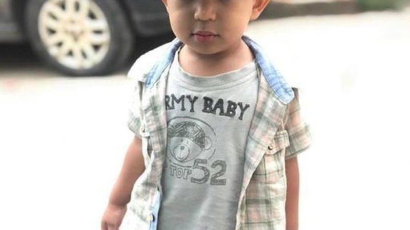 Menino de 2 anos morre após engasgar com peça de brinquedo em MG: 'Veio para mostrar a importância do amor', diz pai
