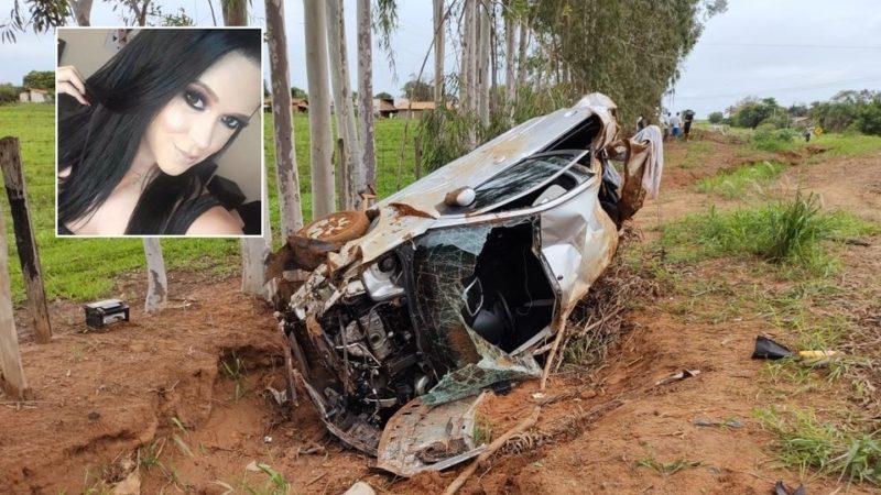 Jovem morre após ser arremessada de veículo em rodovia de Votuporanga