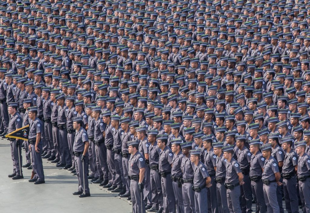 Polícia Militar: novo edital para 2,7 mil soldados de 2ª classe é lançado