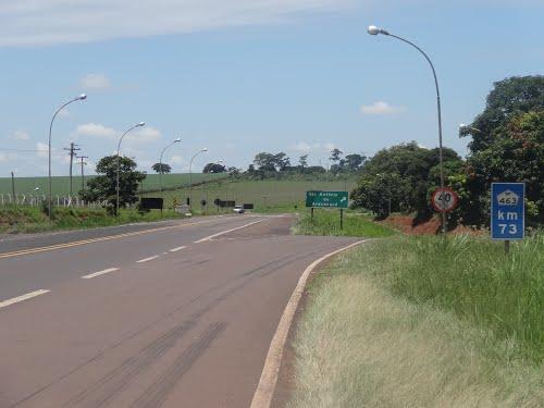 Idoso é atropelado em rodovia de Aracanguá