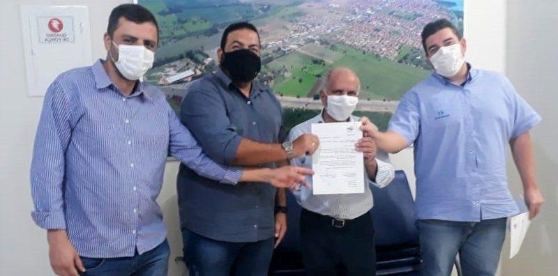 Pereira Barreto: Prefeito e vereador buscam recursos para patrulha agrícola