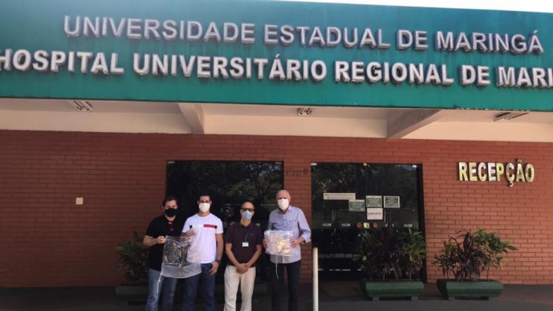 Covid-19: UEM doa cinco capacetes de oxigenação para General Salgado