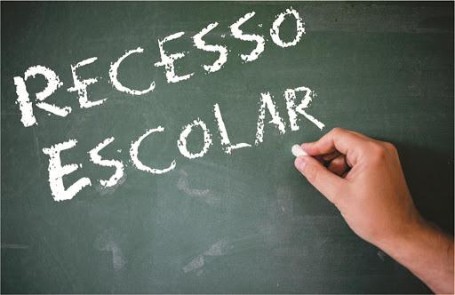 Escolas municipais entram em recesso na próxima segunda