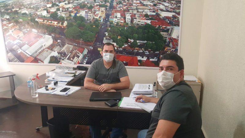 Luiz Bolão quer implantar Usina de Oxigênio na Santa Casa de Pereira Barreto