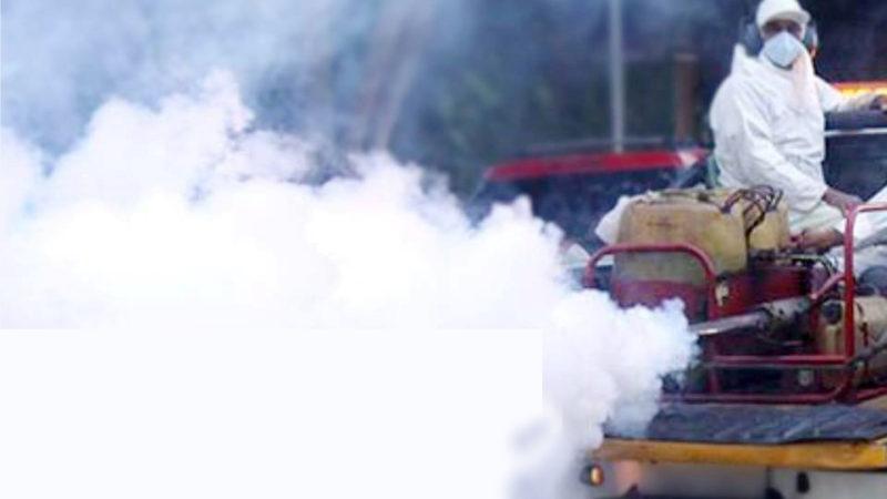 Fumacê contra Aedes aegypti acontece nesta quarta e quinta