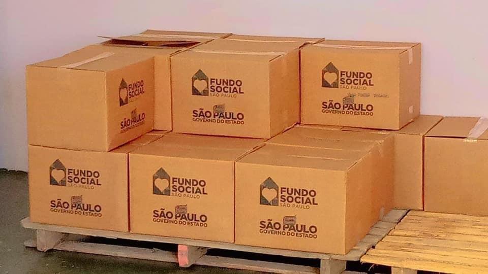 Auriflama receberá 2 toneladas de alimentos, anuncia Katia Morita