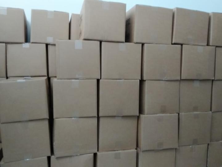 Social de Auriflama recebe 2 toneladas de alimentos