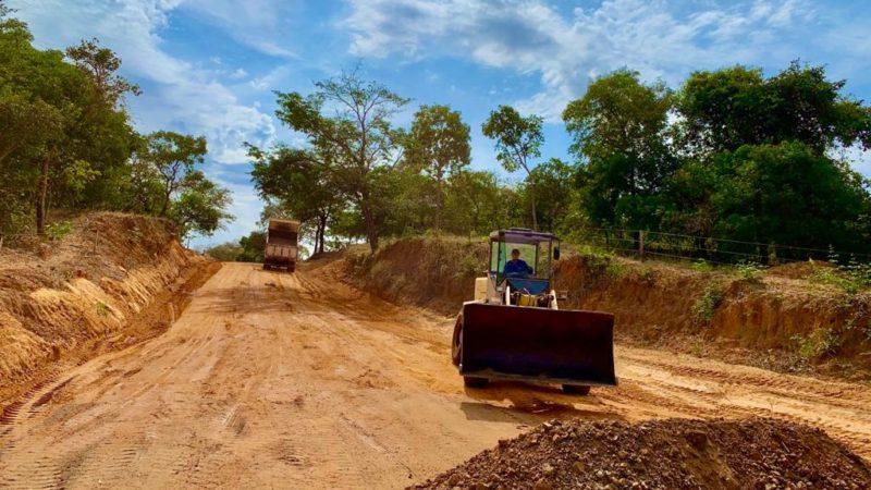 Recuperação da ARF 172 garante escoamento da produção agrícola