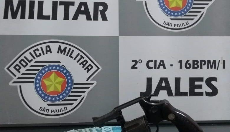 Suspeito de matar homem em Auriflama é preso em Palmeira d'Oeste
