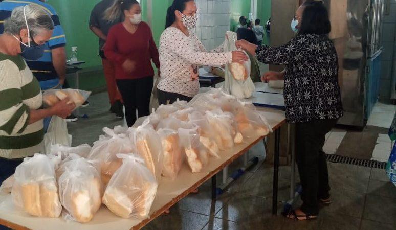 Café da Manhã em Casa é mais uma novidade na Educação de Aracanguá