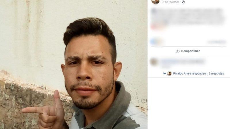 Assassino de Rivaldo Alves é condenado a mais de 15 anos de prisão