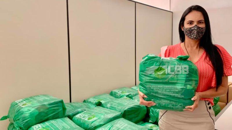 Social de Auriflama recebe 86 cestas básicas do Governo do Estado