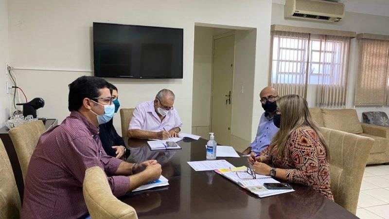 Aracanguá recebe doação de 1 mil testes rápidos para detecção da Covid-19